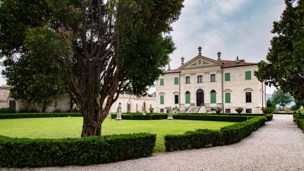 Villa Cordellina di Montecchio Maggiore (VI)